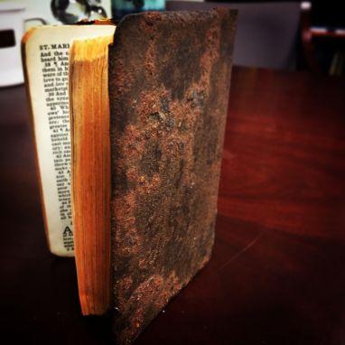 grandpa's steel scriptures